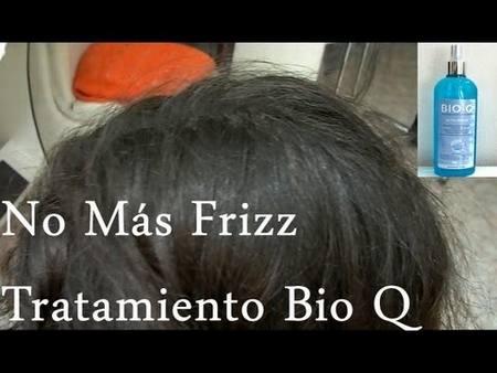 Tratamiento Para El Frizz Del Cabello