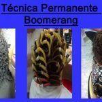 Técnica de Permanente con Boomerang