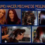 Mechas Cabello Molinete