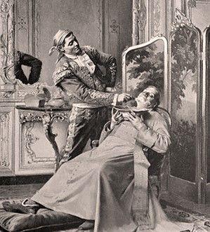 peluqueros barberos