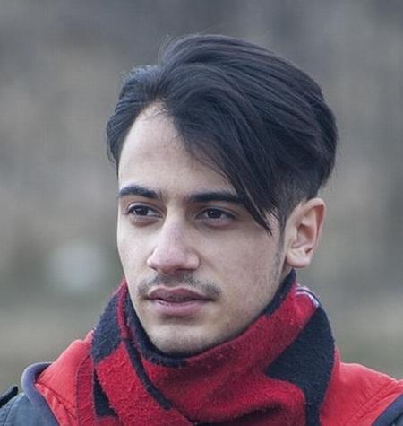 corte de cabello masculino asimetrico