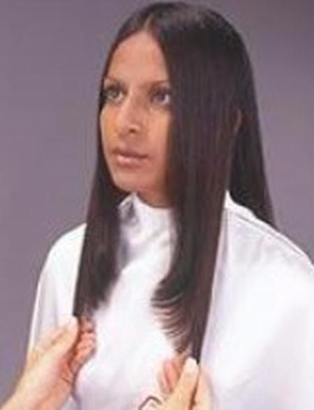 corte de puntas mujer paso 6