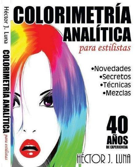 Libro Colorimetria Analaitica Peluqueria