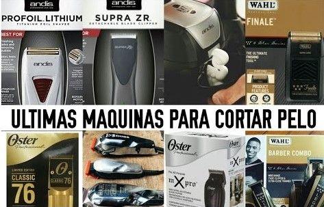 Informacion Maquina para Cortar Cabello