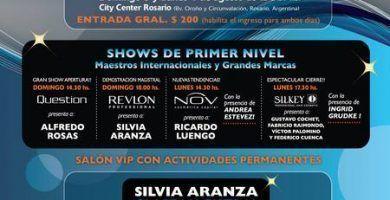 Evento Estilo & Color 3 y 4 de Agosto en Rosario
