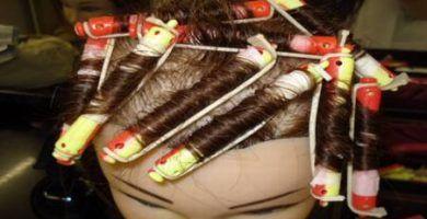 realizar permanente en cabello