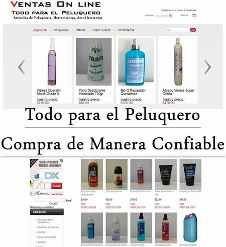 Productos Cosmeticos y Amoblamientos
