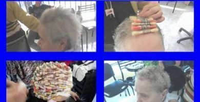 Como Hacer Pérmanente en Pelo Corto - Hair Perm Steps By Steps