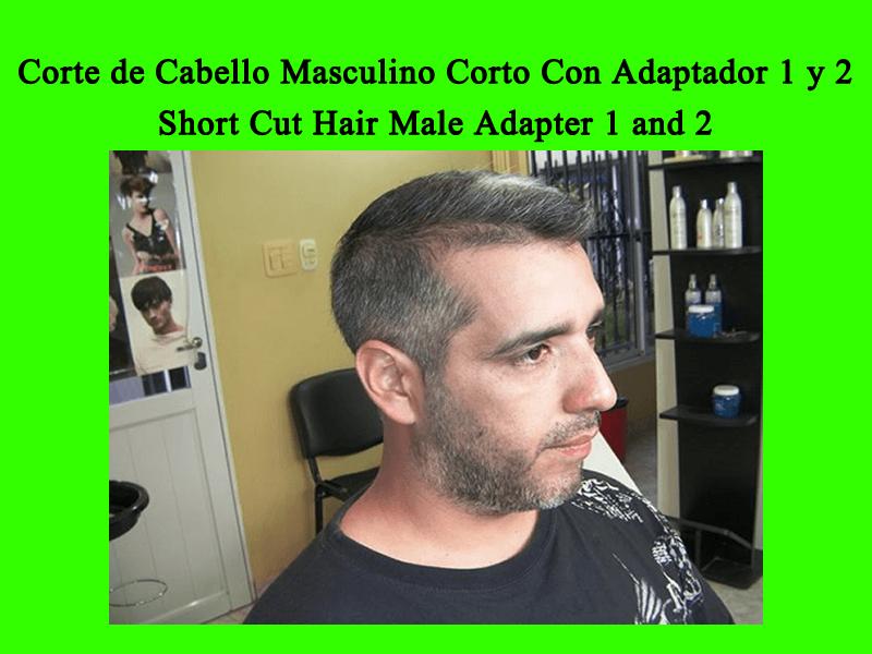 Numeros de cortes de pelo para hombres