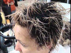 Como solucionar un trabajo de color cabello