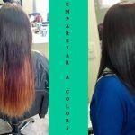 Re-Pigmentar Color de Cabello de Naranja a Castano Natural