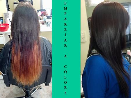 Curso de Color de Cabello Re pigmentaciona 5