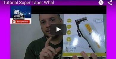 Whal Super Taper