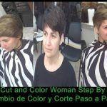 Color y Corte de Cabello Mujer Paso a Paso 2016