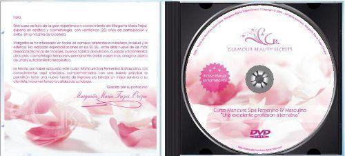 Dvd Curso de Manicuria Masculina Femenina