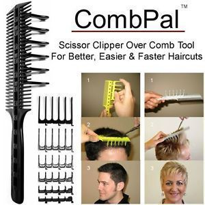 peines para cortes de cabello