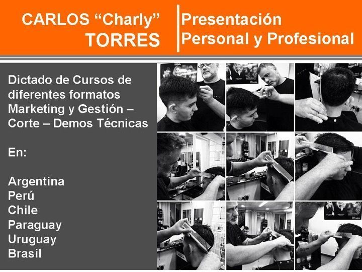 Carlos Charly Torres Internacional