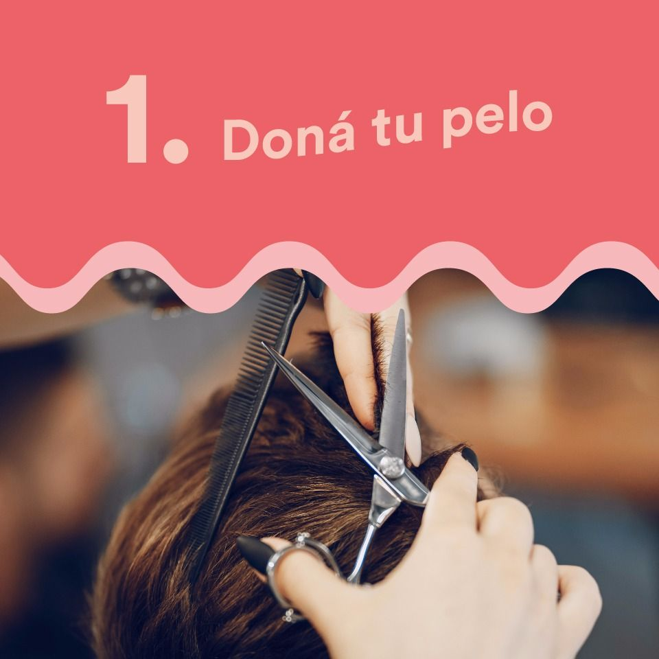 Dona Cabello Lucha Contra El Cancer de mama