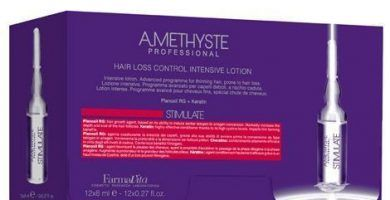 Ampolla para la caida del cabello Farmavita