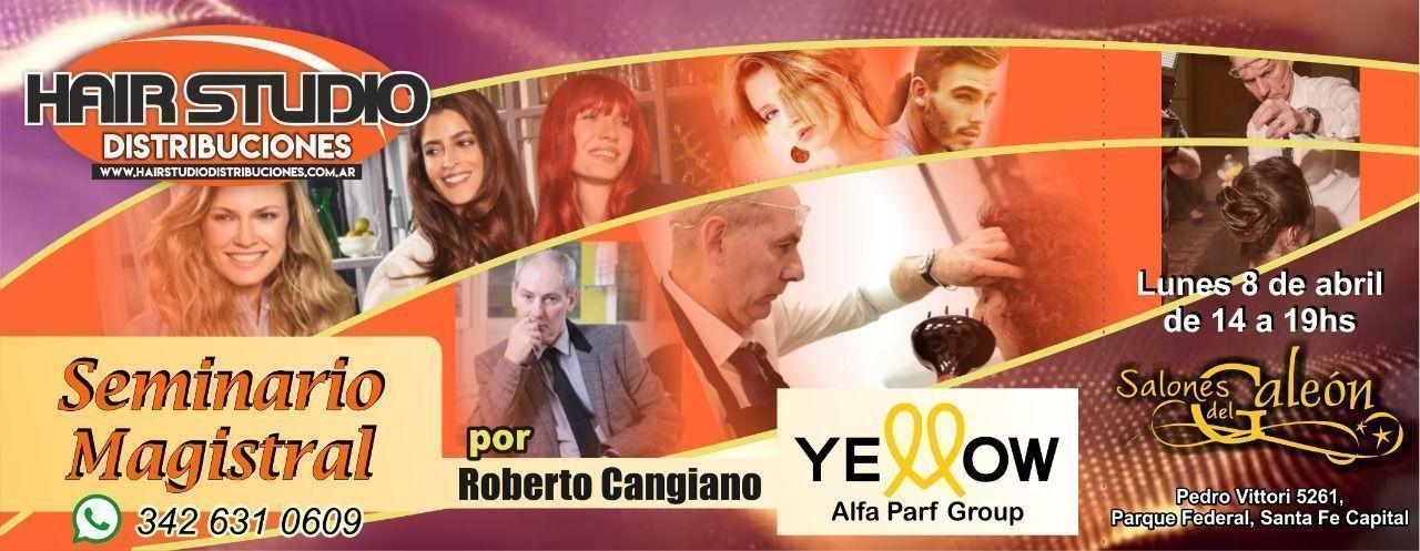 Seminario Yellow Alfa Parf Santa Fe