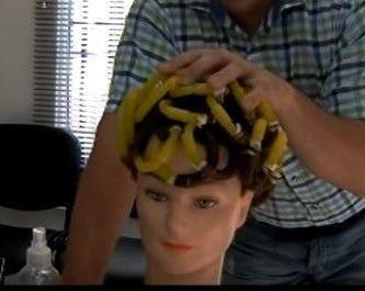 Permanante del cabello