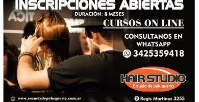 escuela de peluqueria on line